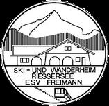 Ski- und Wanderheim Riessersee